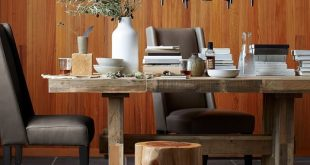 emmerson® reclaimed wood dining table | west elm BDUOZSB