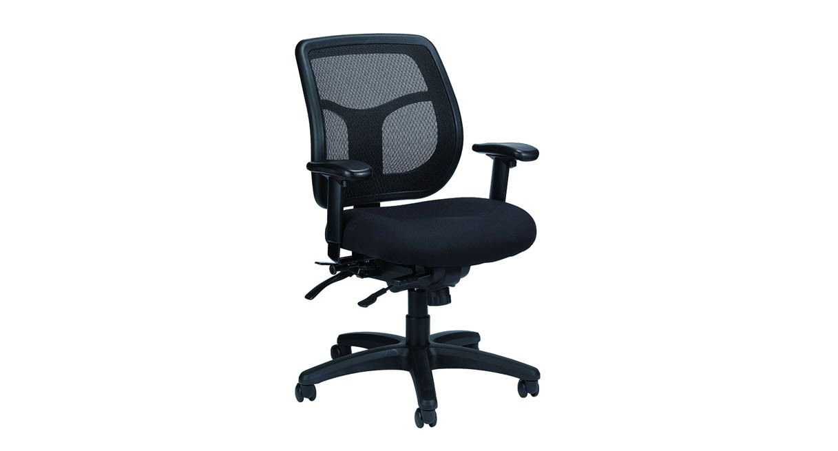 ergonomic chair the eurotech apollo mft945sl mesh chairu0027s new and improved new seat slider OMTPQHA