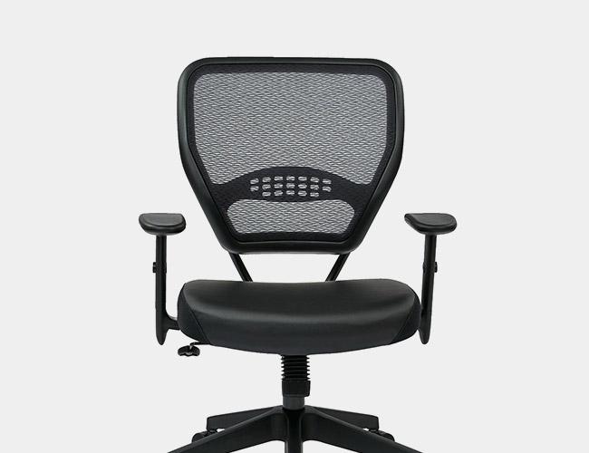 ergonomic office chair office star air grid TQQVMOF