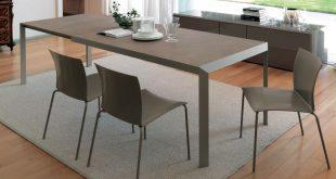 extending dining table modern extendable dining table design HNAKPGU