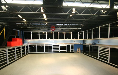 garage cabinets custom garage u0026 shop aluminum cabinet systems TYFAWEB