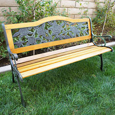 garden benches outdoor 50 EZMUYMW