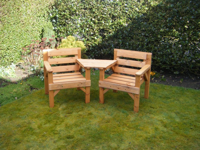 garden chairs chair wood functional model table garden furniture garden design ideas TPGHMDL