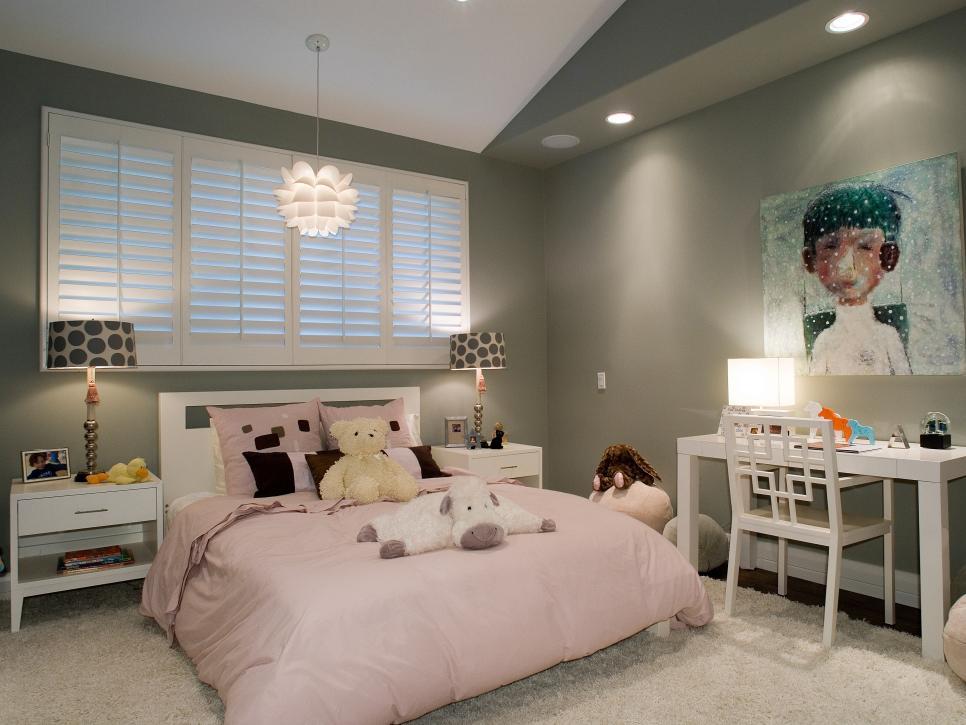 girls bedroom ideas kids bedroom ideas | hgtv FJSEMAI