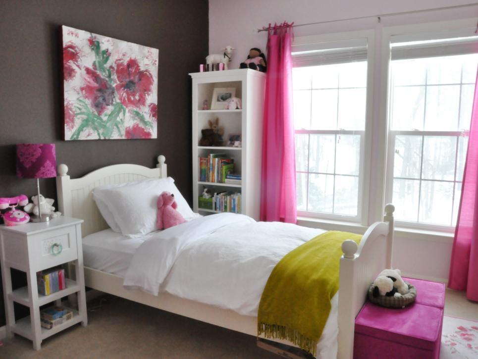 girls bedroom ideas kids bedroom ideas | hgtv NIPMQKZ