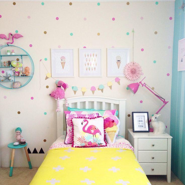 girls bedroom ideas oceau0027s room by @fourcheekymonkeys WDXFVOO
