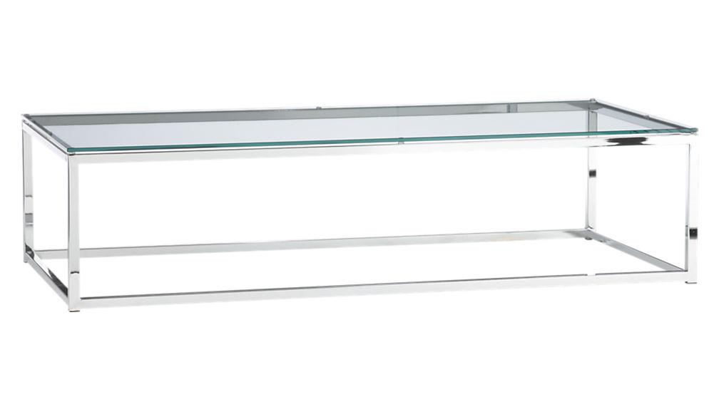 glass coffee table ... smart glass top coffee table ... BPIRNKA