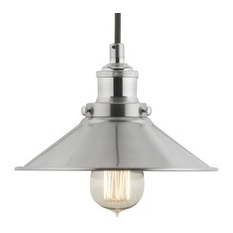 hanging lights linea di liara - andante factory pendant, brushed nickel - pendant lighting WWYKOOK