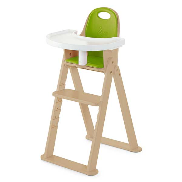 high chairs bentwood high chair espresso GJWGHCK