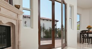 hinged patio doors andersen DZRBGQG
