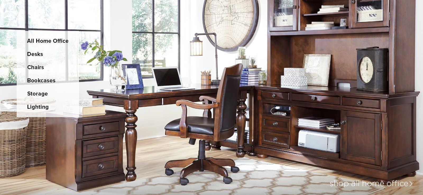 home office desks home office. shop desks NVLRTNJ