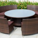 Reasonable outdoor wicker furniture for your garden