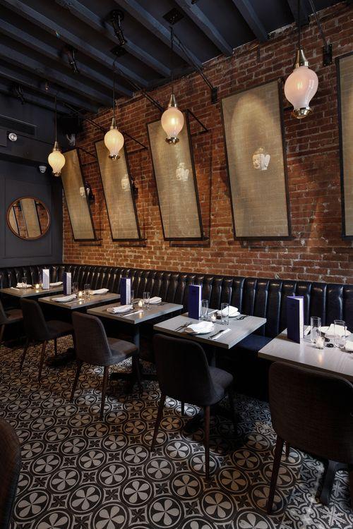 jue lan club restaurant, designed by dutch east design | restaurant design HOFLMLE