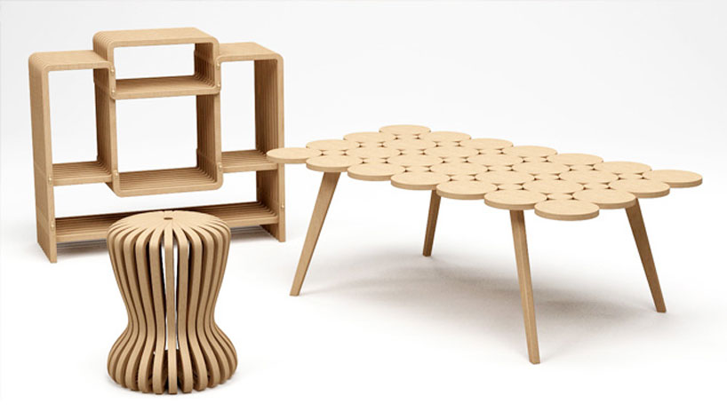 kenyon yeh: jufuku bamboo furniture BQMXSNV