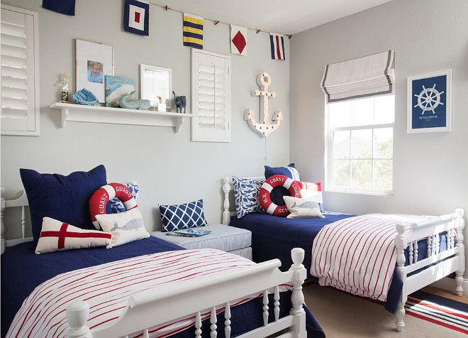 Cool decoration ideas for kids bedroom for Decor boys bedroom ideas