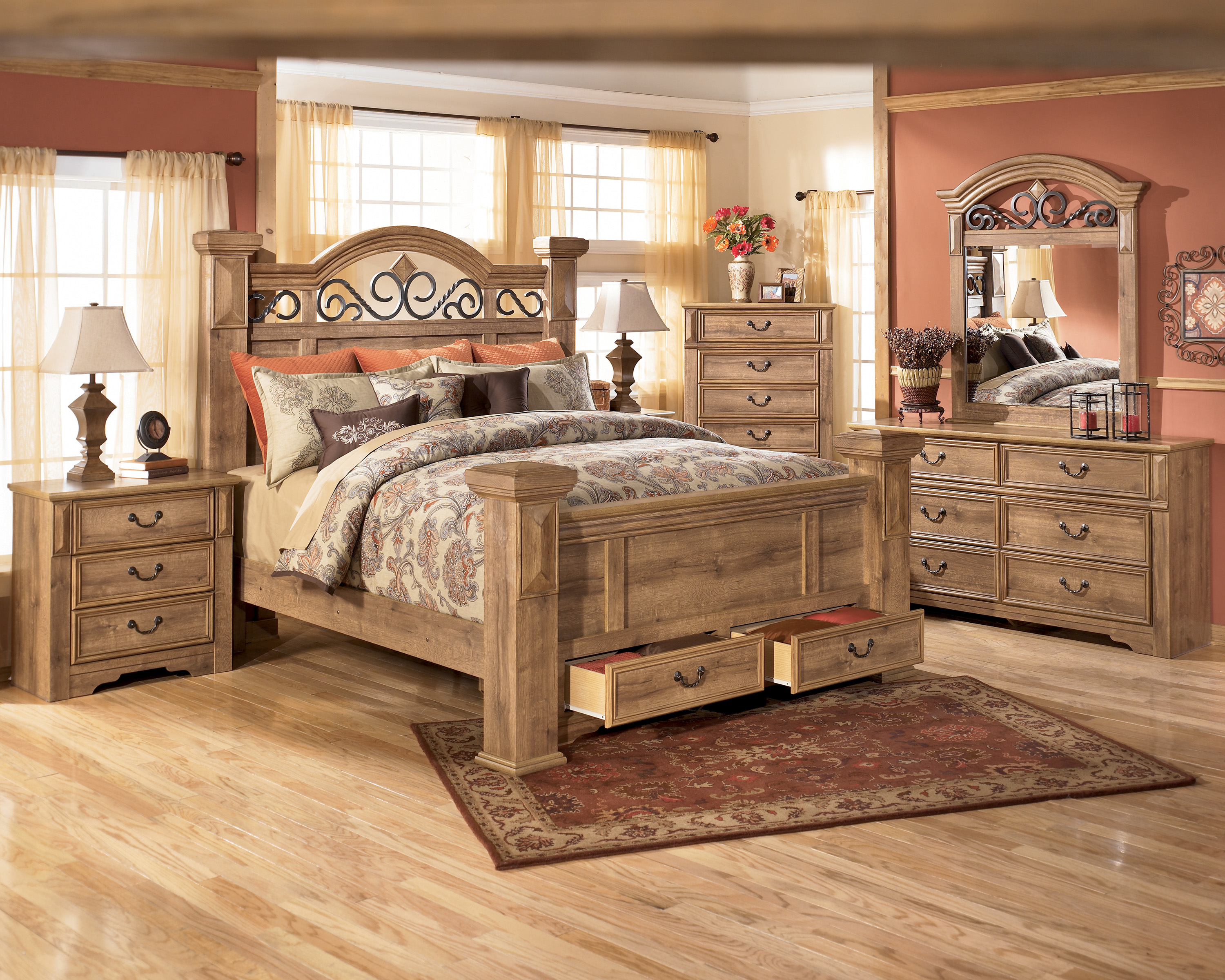 king size bedroom sets best king size bed set rosalinda RZFYCRG
