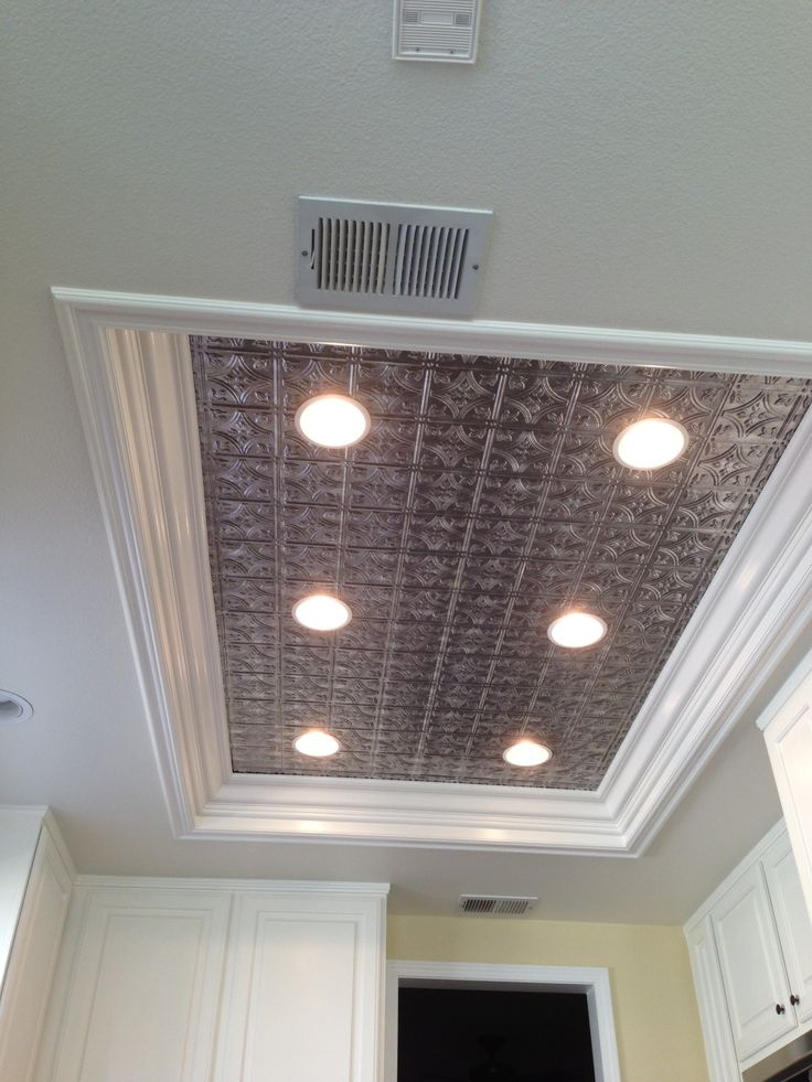 kitchen ceiling lights remodel flourescent light box in kitchen | we also replaced the fluorescent kitchen KDJVIHX