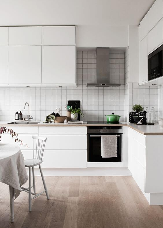 Going about with kitchen interior design
