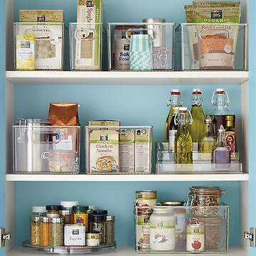 kitchen organization pantry organizers REXBYCB