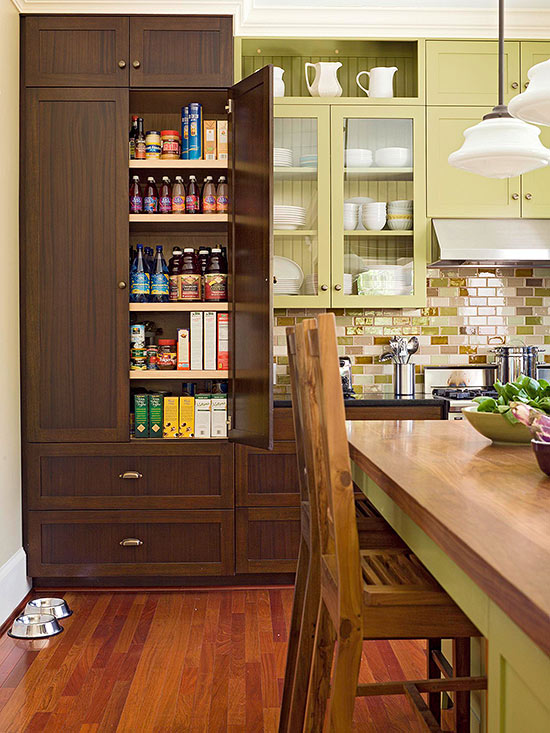 kitchen pantry quick and cohesive UDSHCOV