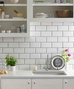 kitchen tiles metro tiles FACBNBP