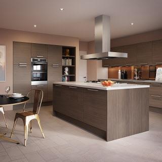 kitchen units alpine graphite INHGYOX
