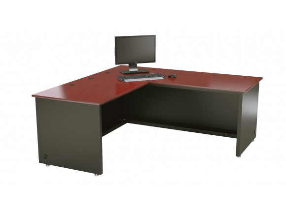 l shaped desk BSDUMJP