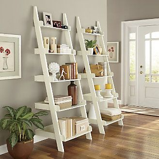 ladder shelves ladder shelf from through the country door® UXJNGUS
