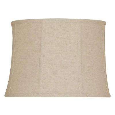 lamp shades mix u0026 match linen bell table shade FUPMHMI