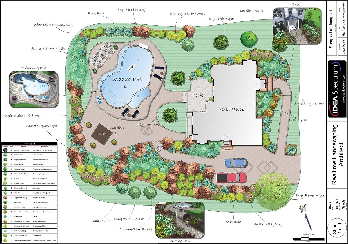 landscape design landscape-design-plan1 WZGJVJD