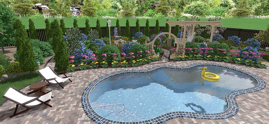 landscape design software support WOSDOMB