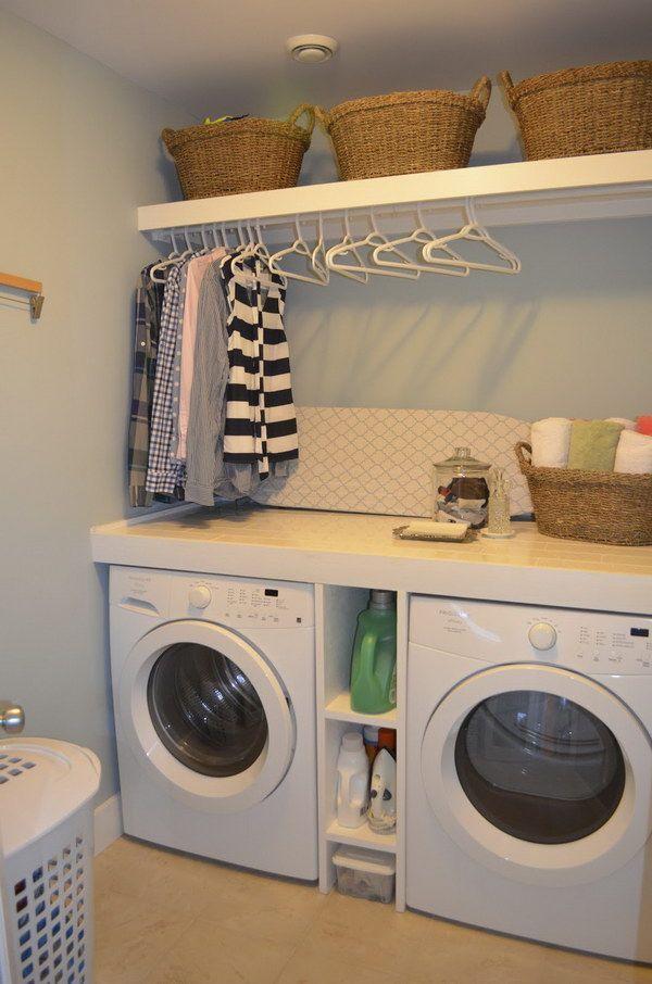 laundry room ideas 50 laundry storage and organization ideas HWMGJNX