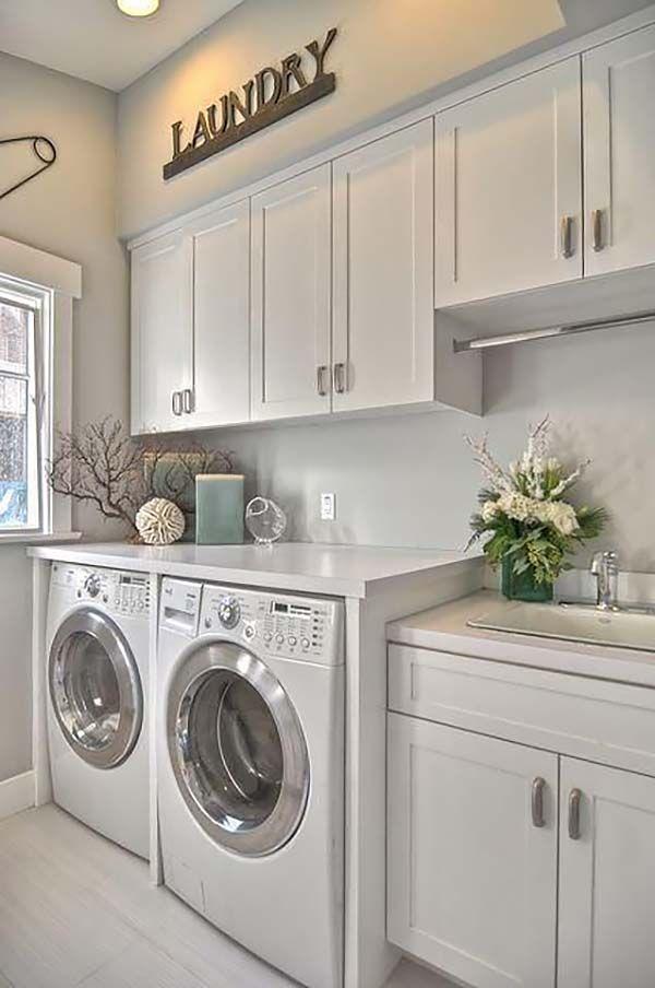 laundry room ideas 60 amazingly inspiring small laundry room design ideas PSPQWXE
