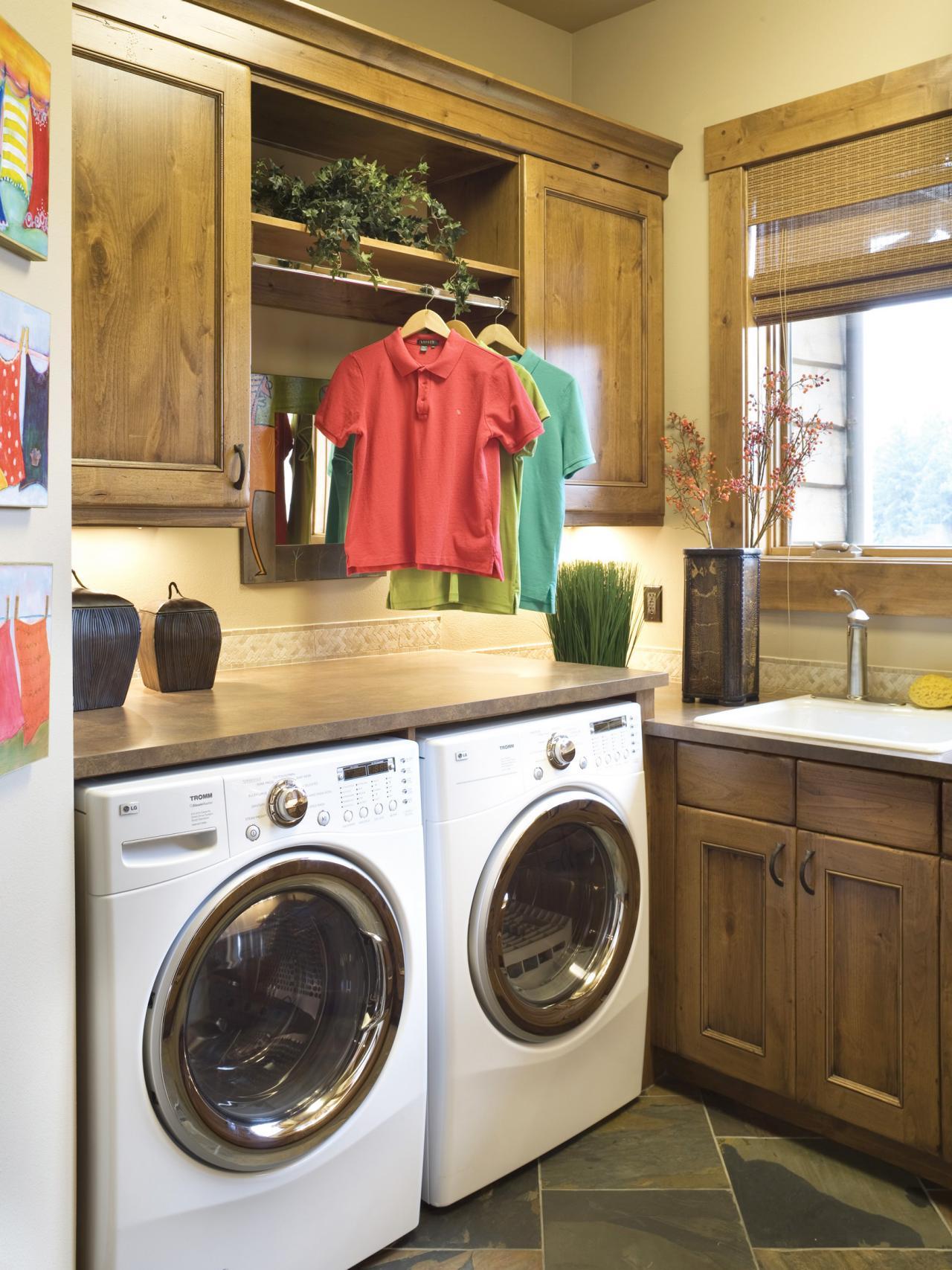 laundry room ideas IZDYIVV