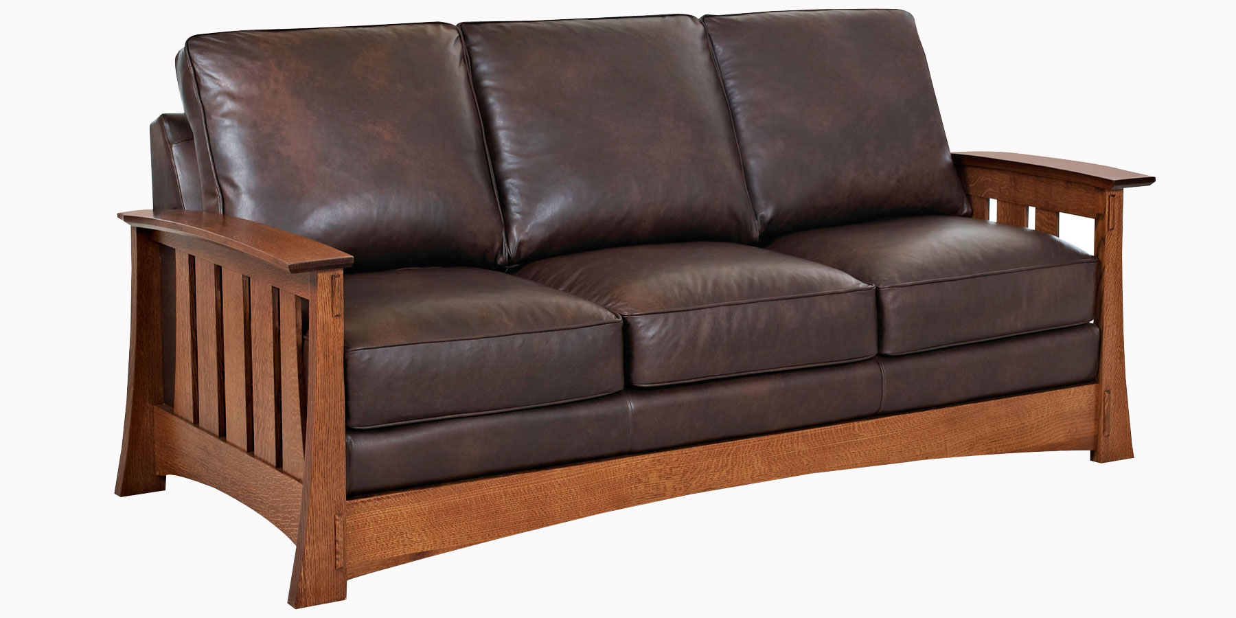 leather furniture stockton mission style group RLEWHYY