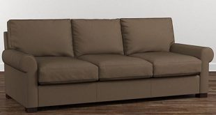 leather sofas american casual scarborough sofa MJWFNVF