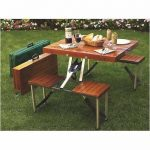 What to when choosing a folding picnic table