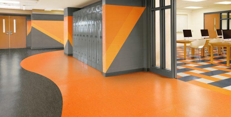 linoleum flooring ... linoleum - migrations bbt u0026 linoart colorette sheet u0026 linoart  marmorette NHQPFCG