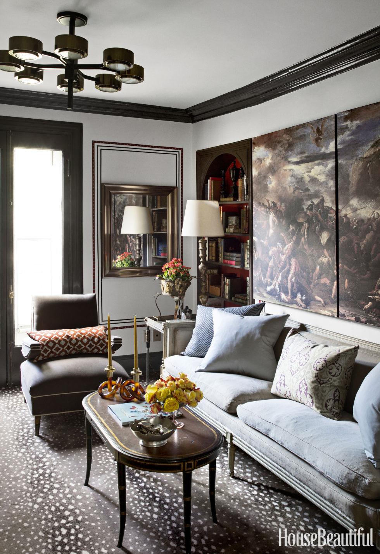 living room interior design 145+ best living room decorating ideas u0026 designs - housebeautiful.com EGEXKHK