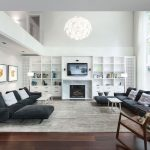 Settling with the right living room interior design