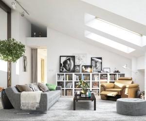 living room interior design scandinavian living room design: ideas u0026 inspiration RGJXPMZ