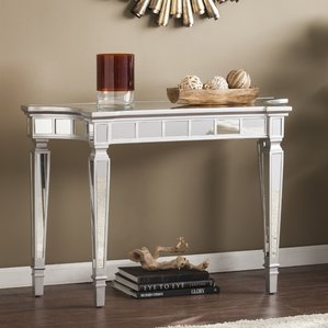 lucinda mirrored console table VBWKIPC