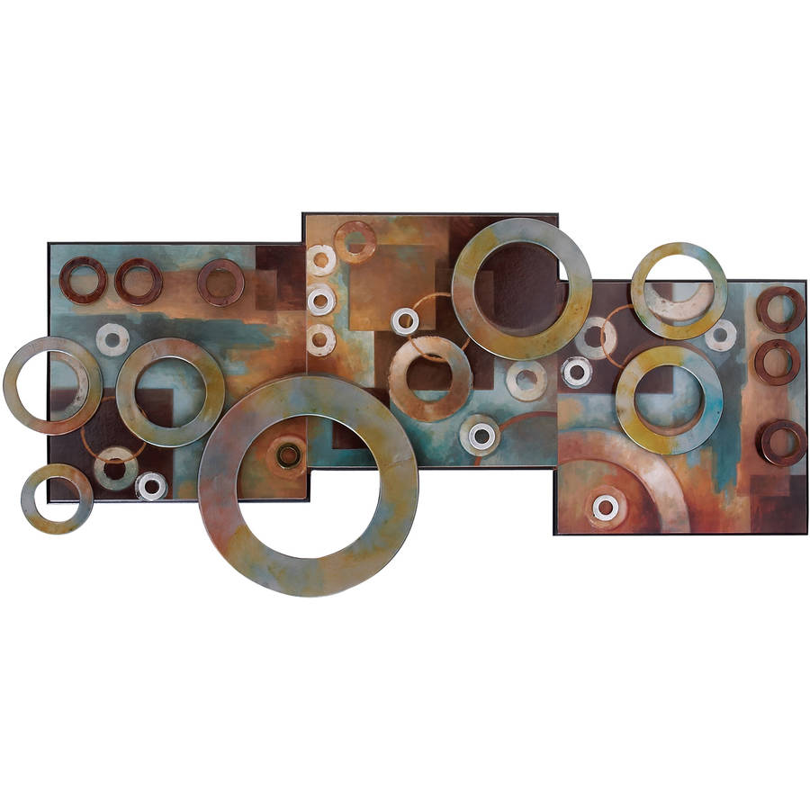 metal wall art $75+ CRLYPND