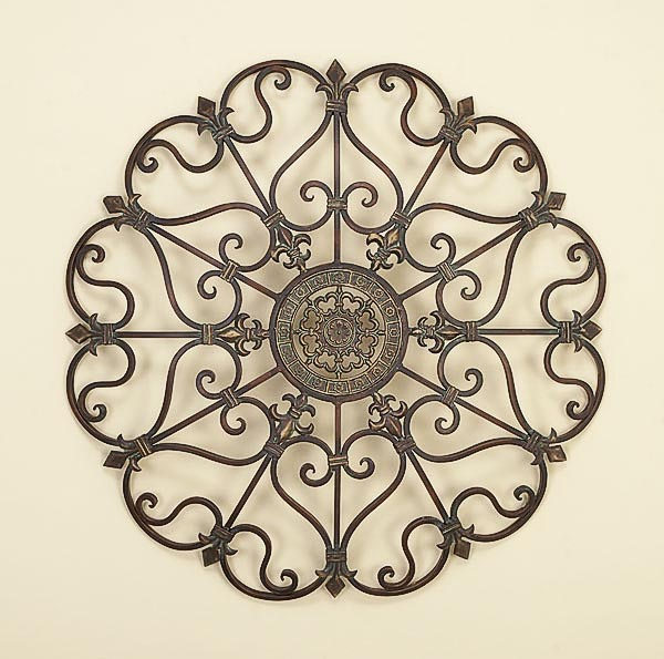 metal wall decor classic and decorative wrought iron wall decor and designs ideas  #wallsneedlove #forthehome SZRTYCC