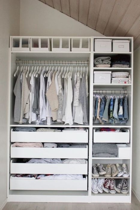 minimalist closet design ideas for your small room TUDVSON