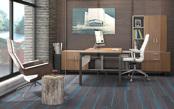 modern office desks, glass office desks, luxury office furniture, high end  office PGLJICE