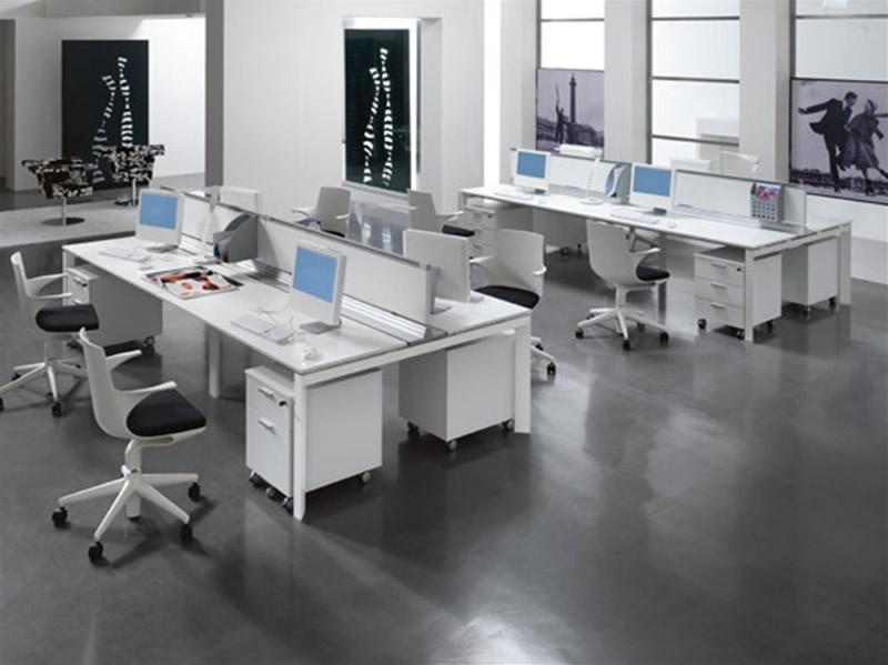 modern office furniture design ideas, entity office desks by antonio  morello 7 WYHSJKY