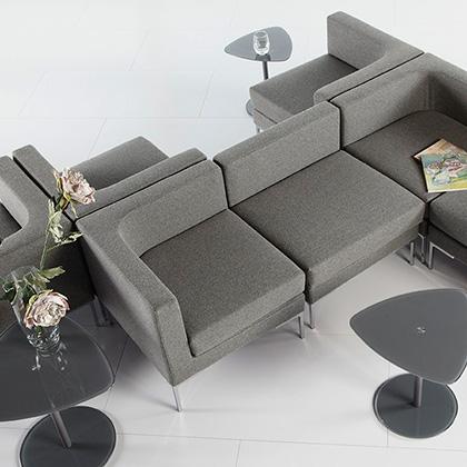 modern office furniture modular lobby seating NYTVDNB