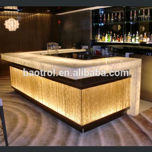 modern restaurant bar counter design,illuminated led bar counter - buy  illuminated led CZTSGWJ