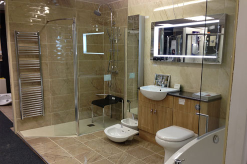 What to expect from bathroom showrooms for Bathroom displays